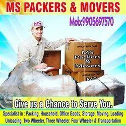 Door To Door Relocation Service In Jharkhand