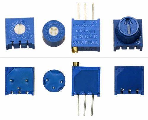 Trimmer Potentiometer 3386 / 3296 / 3006 Bourns Trimpot