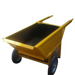 Garbage Wheelbarrow