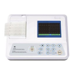 ECG Machine, for Resting & Diagnostic