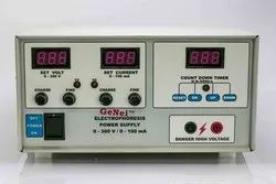 Electrophoresis Power Supply Programmable