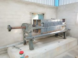 Edible Oil Filtration Machine