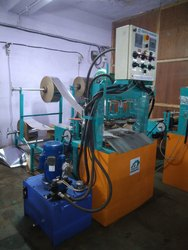 Fully Automatic Three Die Paper Bowl Making Machine