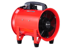 Aluminum POWERVENT Portable Air Blower, 2900 Rpm, Warranty: 1 year