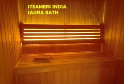 Wood Steamers India Sauna Bath