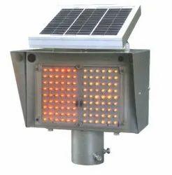 Dual Solar Flasher