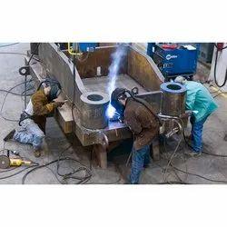 Gas Cutter Labour