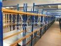 Heavy Duty Rack With GI Decking Panels
