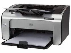 HP Laser Jet P1108 Monochrome Laser Printer