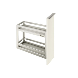 Kitchen Double Pull Out