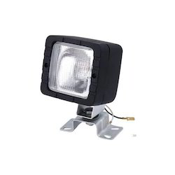 JCB  Work Lamp With Square Stand