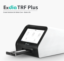 POCT Instrument- Exdia TRF Plus - Cardiac Marker