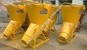 Hindustan Enterprises Tower Crane Controlled System Concrete Bucket Cap. 1.000 Cu.M.