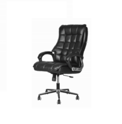 Regency High Back Executive Black Chair