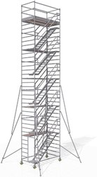 Aluminium Scafolding Tower Ladder