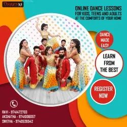 Online Dance Lessons For Ladies And Kids