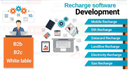 Mobile Recharge Software - API Based Recharge Application Software