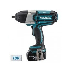 DTW450RFE Cordless 1/2 S. Drive Impact Wrench