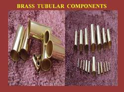 Brass Tubular Components, Packaging Size: 500 Nos
