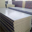 Sandwich Sheet Roofing Shed