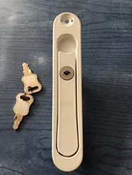 Popup Handle With Key