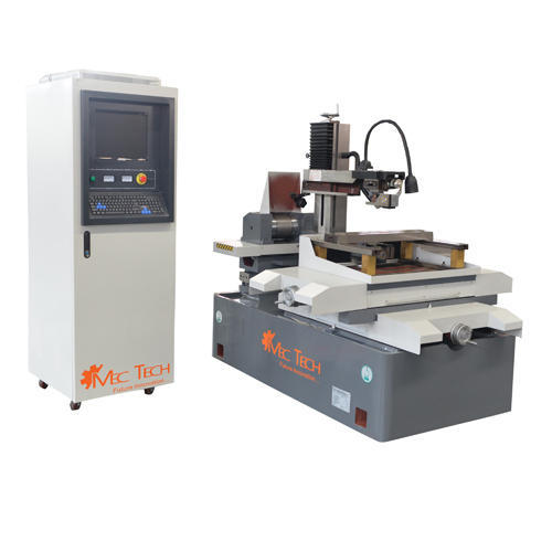 Cnc Edm Wire Cut Machine at Rs 1050000 /piece | CNC Wire Cut EDM ...