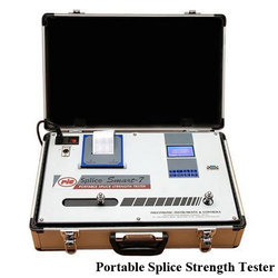 Portable Splice Strength Tester