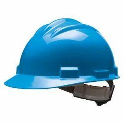 Blue Safety Helmets