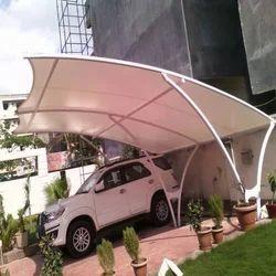 Tensile Parking Shed