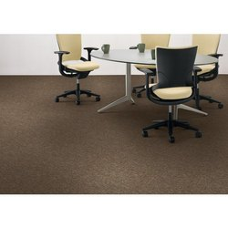 Modular Carpet Tile For The Office
