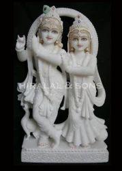 Krishna Radha Statue