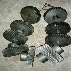 Traub Machine Worm Gears