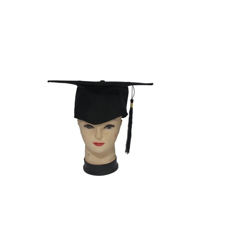 graduation hat at rs 150 piece chaukor academic topi k3