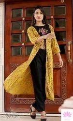 Ladies Fancy 3 Piece Dress