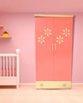 Baby Pink Kids Wardrobe