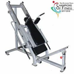 Turbuster JR-9031 45 Degree Leg Press / Hack Squat Fitness Machine