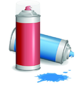Ral Colour Acrylic Spray Paint, Application : Heat Resistant And Professional