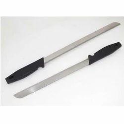 Stainless Steel Rolex Bread Knife