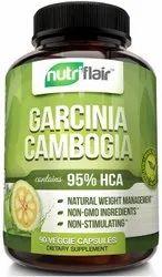 Nutri Flair Garcinia 95% Herbal Treatment