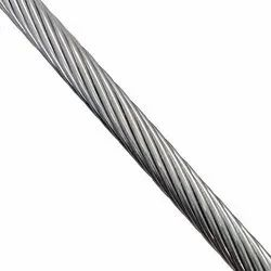 SS Wire Rope 1 x 19