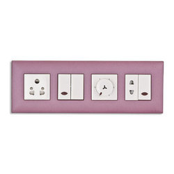 Eight Module Electrical Switch