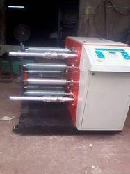 Shreeji Tech Engineering Winding Rewinding Machine