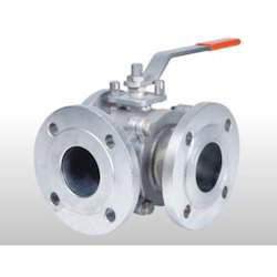 CW 3 Way Ball Valve