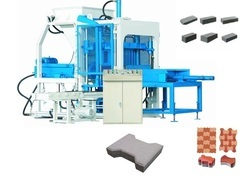 Interlocking Paver Block Plant