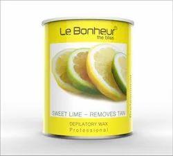 Le Bonheur Sweet Lime De Tan Lipo Wax