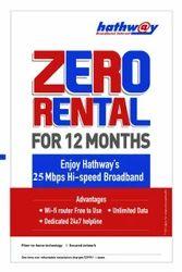 Internet Broadband Service For Office