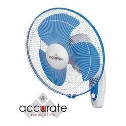 Accurate Electric Wall Fan, Warranty: 1 Year