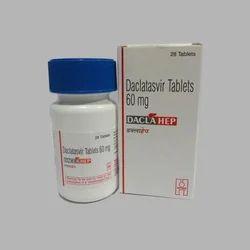 Daclahep Daclatasvir Tablets (3 USD)