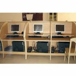 Particle Workstation For Office.