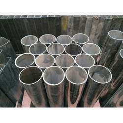 SS Construction Pipes, Size (inch): 1